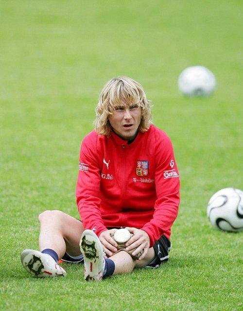 Muž týdne: fotbalista Pavel Nedvěd (exklusivní rozhovor)