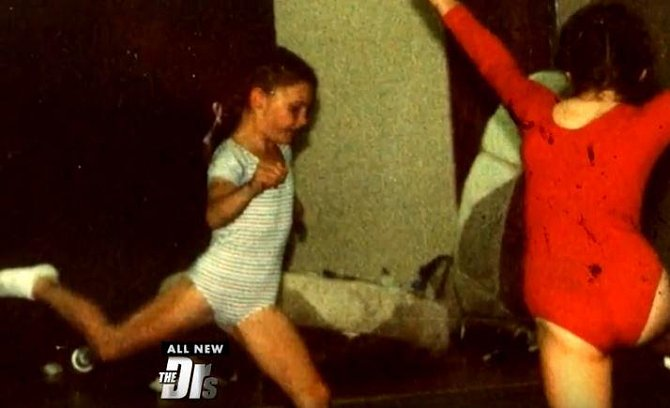 Gymnastiku milovala.