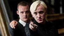 Draco Malfoy patřil mezi záporné postavy.