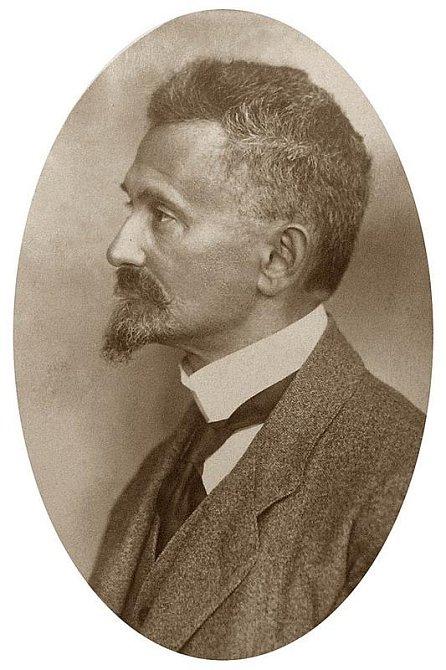 Felix Hausdorff, německý matematik