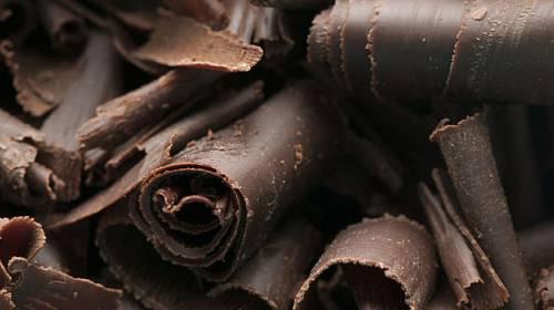 Když čokoláda hraje hlavní roli...