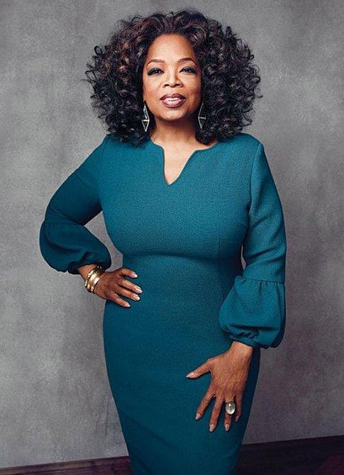Oprah Winfrey se bojí žvýkaček a balónků.