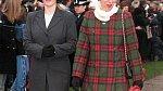 Zara Tindall s matkou princeznou Annou