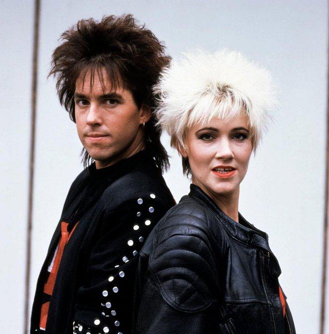 Roxette: populární dvojice PER GESSLE A MARIE GREDRIKSON byly jedni z hvězd, které udávaly módní trendy.