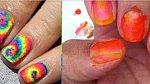 Kiksy s nalakovanými nehty