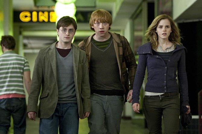 Harry Potter a Relikvie smrti 1