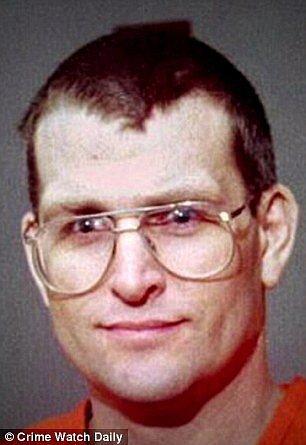 Keith Jesperson, několikanásobný vrah a násilník.