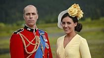 Ve filmu budou ztvárněni i princ William a Kate Middleton.