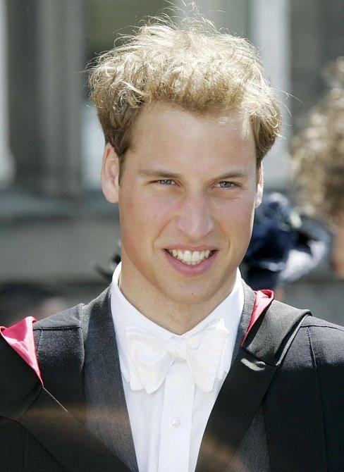 Na univerzitě St. Andrews ve Skotsku dokončil Wiliiam studium zeměpisu v roce 2005.
