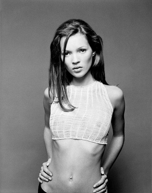 1990 - Kate Moss