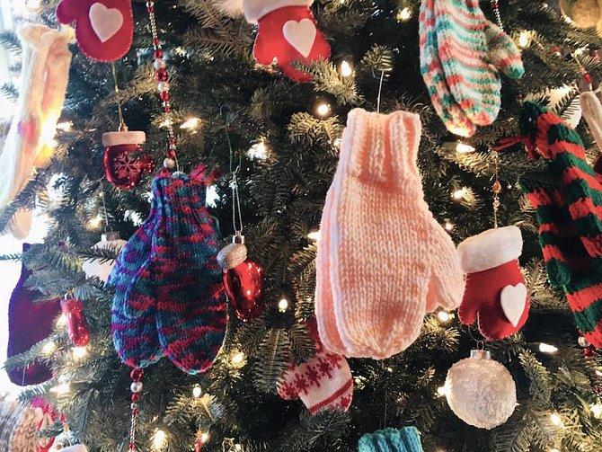 Vánoce jsou pro Erin časem pomáhání druhým.
