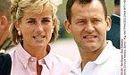 Diana a Paul Burrell