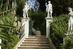 Zámeček Achilleion na Korfu