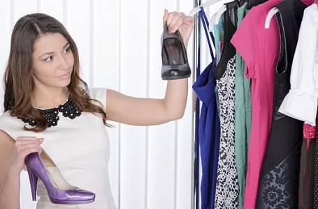 Zorganizujte si šatník a oblékání vás bude bavit!