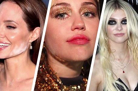 10 triků s make-upem, kterými se zhyzdíte podobně jako následující celebrity