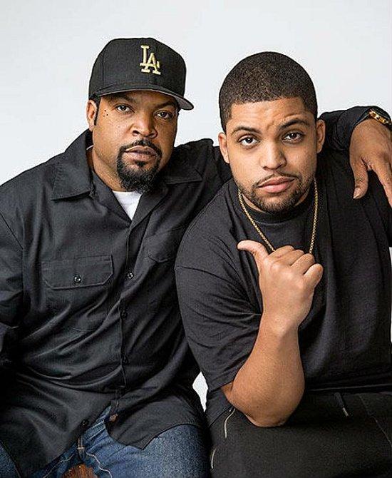 Ice Cube a Jackson Jr.