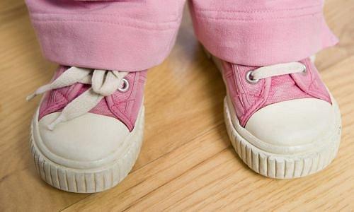 První dětské botičky  jak je správně vybrat   60bbb5750f