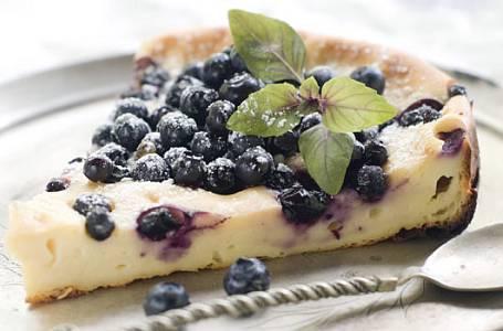 Borůvkové koláče: Nepečený, cottage a anglický