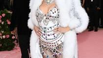 Gwen Stefani se objevila i na letošním Met Gala v New Yorku.