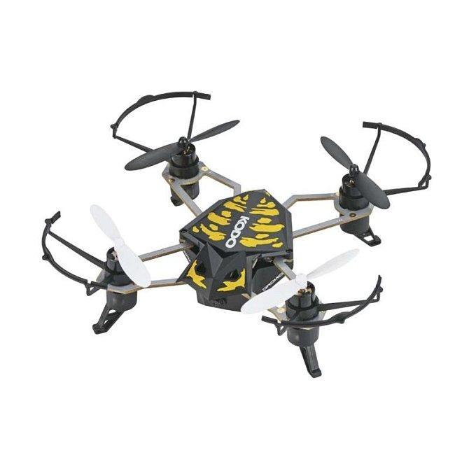 S dronem se prostě dá vymyslet ledacos!