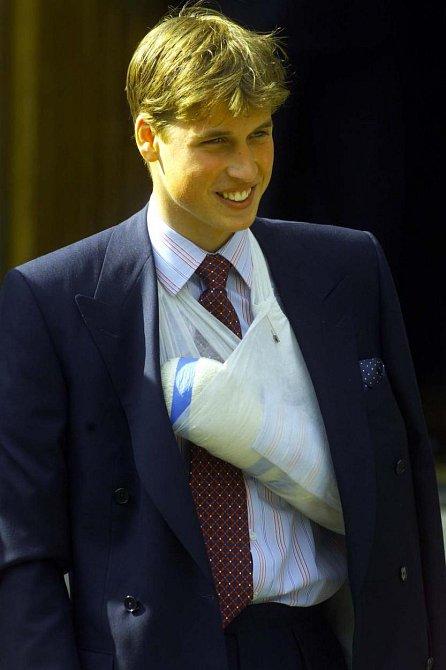 Princ William v roce 1999