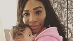 Serena nikdy ani nedoufala, že se stane matkou a zároveň šťastnou manželkou.
