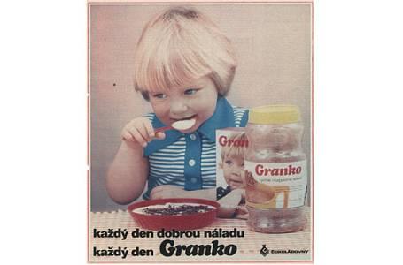 Na pultech se znovu objeví retro balení oblíbeného kakaa GRANKO z roku 1979!