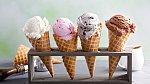 Zmrzlinové kornouty