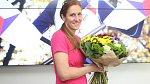 Olympijská veslařka Miroslava Topinková Knapková se také stala maminkou. V září porodila holčičku Adélu.