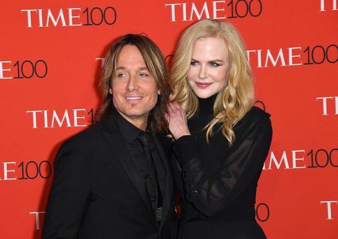 Nicole Kidman a Keith Urban spolu mají dvě dcery. Herečka má ještě dvě adoptované děti z manželství s Tomem Cruisem.