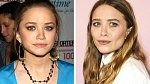 Mary-Kate Olsen, 31: Dříve bylo těžké dvojčata Olsenovy od sebe rozeznat. Mary-Kate má ale za sebou tolik zákroků, že dnes vypadá úplně jinak než její sestra Ashley. Nechala si zúžit nos, upravit tvar rtů a také dolní čelisti.