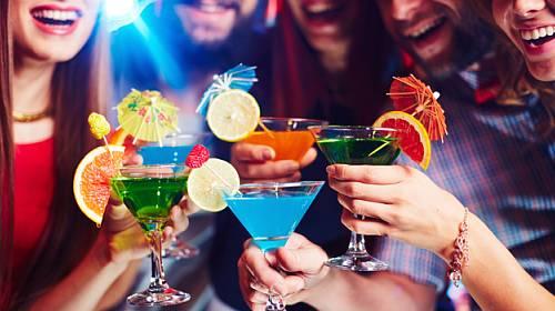 Namíchejte si vynikající drink podle našich receptů!