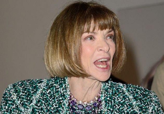Anna Wintour - žena která určuje který módní trend je ten pravý.