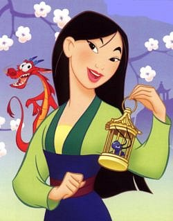 Princezna Mulan