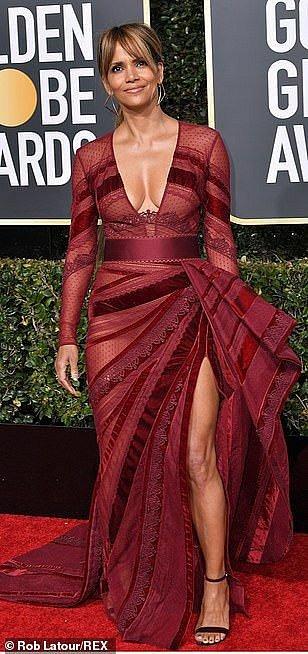 Halle Berry vypadá fantasticky.