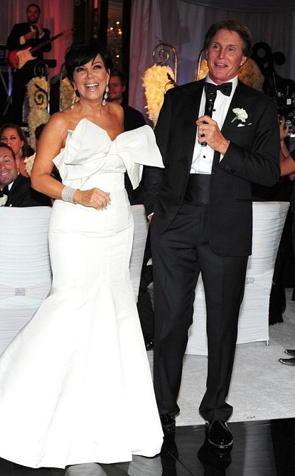 Pompézní svatba se konala v roce 1991.