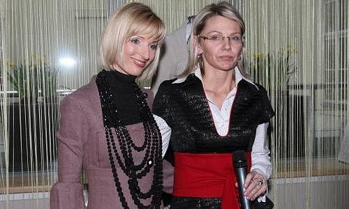 Petra Paroubková, Jana Berg