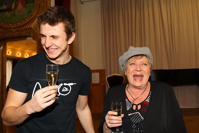 Jakub Štáfek se proslavil v seriálu Ulice.