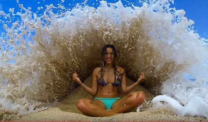 Nejvtipnější momentky z pláží