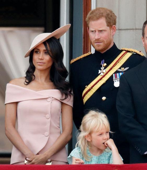 Jednu z prvních akcí jako vévodkyně zvládla Meghan na jedničku.