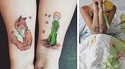 Tetování a Malý princ