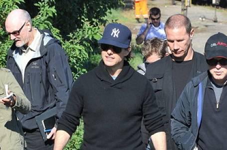 Tom Cruise v Praze