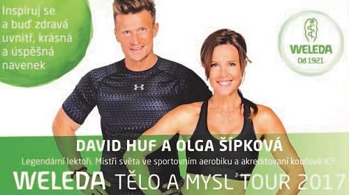 Weleda Tělo a Mysl Tour 2017