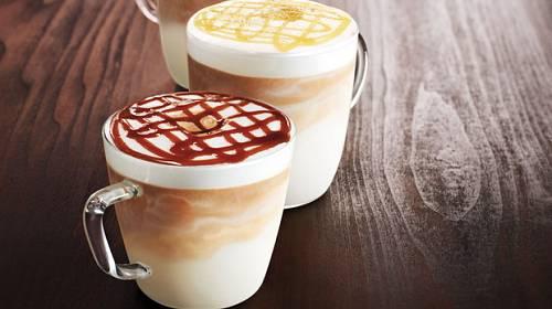 Jarní novinky v kavárnách Starbucks