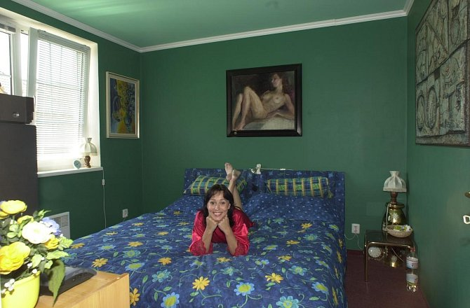 Prohlédněte si, jak bydlí Heidi Janků se svým o 30 let starším manželem Ivo Pavlíkem!