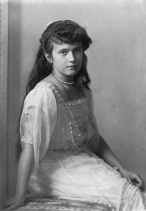Princezna Anastázie