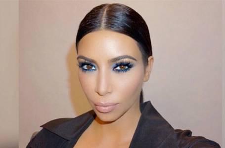 Make-up podle Kim Kardashian krok za krokem!