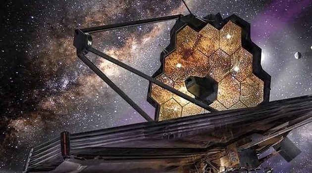 5 záhad, které se snaží NASA před veřejností zatajit