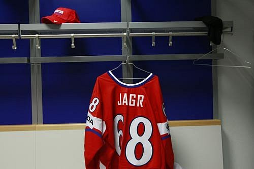 Hokej, Jaromír Jágr