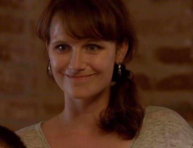 Kristýna Nováková-Fuitová se objevuje zejména v seriálech